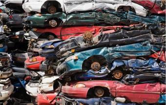 四部门发文:到2023年汽车可回收利用率达到95%